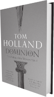 Capa do Livro Dominion, the making of the Western Mind